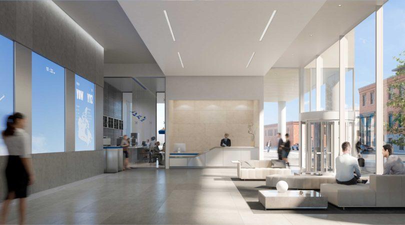 Zibi Office, Chmiel Architects, Ottawa, Architects Ottawa